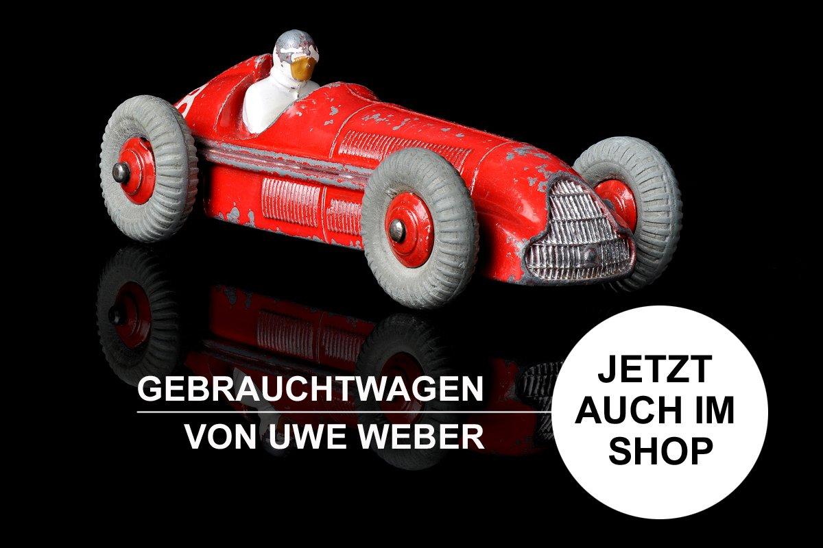 Gebrauchtwagen von Uwe Weber